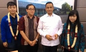 Foto bareng Mendikbud 18 Mei