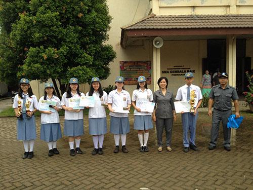 Siswa SMA GB Berprestasi (1)