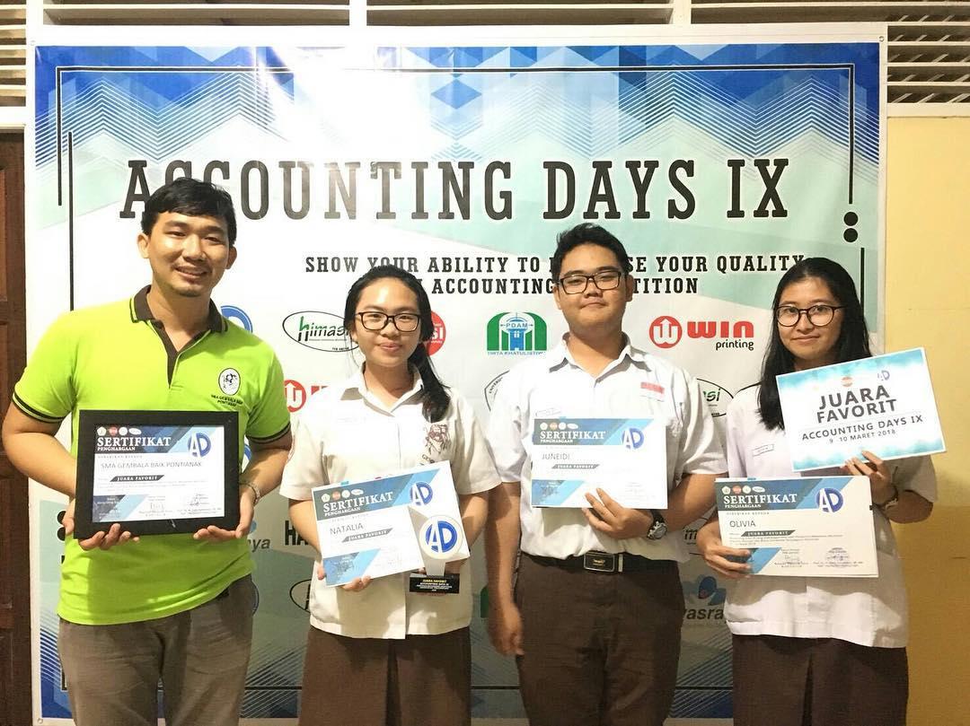 Accounting Days IX SMA GB